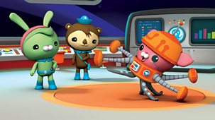 Octonauts - Series 2: 1. The Colossal Squid