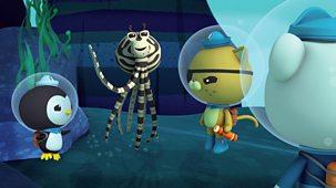 Octonauts - Series 2 - Mimic Octopus