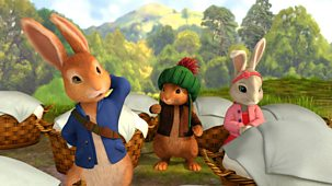 Peter Rabbit - The Tale Of The Radish Robber