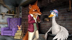 Peter Rabbit - The Tale Of The Greedy Fox