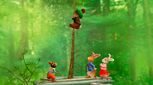 Peter Rabbit - The Tale Of The Secret Treehouse