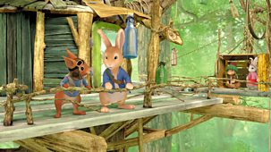 Peter Rabbit - The Tale Of Nutkin On The Run