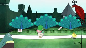 Sarah & Duck - Fancy Park