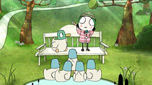 Sarah & Duck - Pond Princess