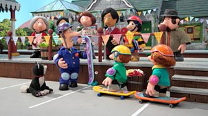 Postman Pat: Special Delivery Service - Series 2 - Postman Pat And The Super Skateboard Sizzle