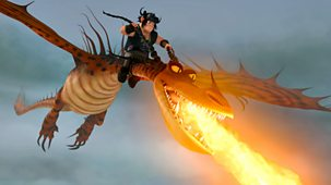 Dragons - Riders Of Berk - Series 1 - Alvin And The Outcasts