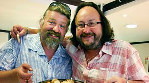 The Hairy Bikers' Cookbook - The Hairy Bakers: 2. Teatime<span Class=