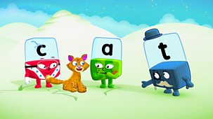 Alphablocks - Series 2 - Abc