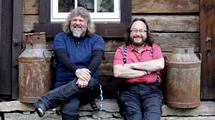 Hairy Bikers' Bakeation - Germany