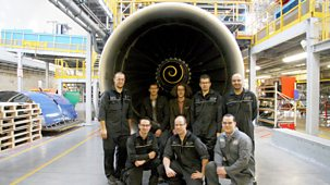 Engineering Giants - 1. Jumbo Jet Strip-down