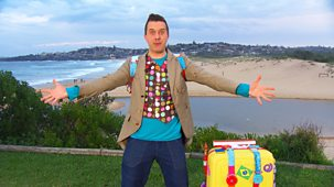 Mister Maker Around The World - Episode 7