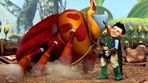Tree Fu Tom - Series 3 - Twigs' Big Boost