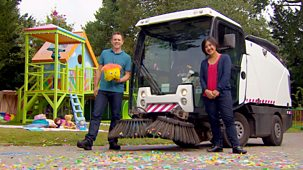 Show Me Show Me - Series 5 - Confetti And Roadsweepers