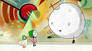 Sarah & Duck - Moon Paint