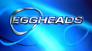 Eggheads - Series 20: Episode 82
