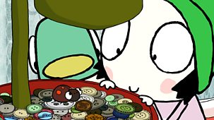 Sarah & Duck - Bug's Button Bank