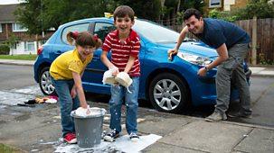 Topsy And Tim - Series 1 - Car Wash