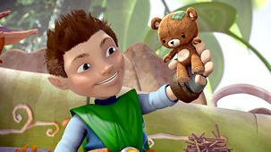 Tree Fu Tom - Series 3: 5. Tom's Teddy