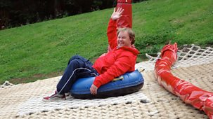 Something Special - We're All Friends - Snow Tubing