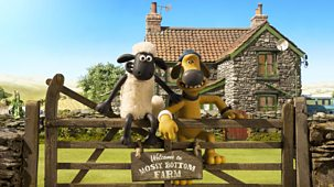 Shaun The Sheep - Series 4 - Ground Dog Day