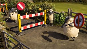 Shaun The Sheep - Series 4 - Men At Work