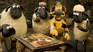Shaun The Sheep - Series 4 - Missing Piece