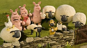 Shaun The Sheep - Series 4 - Phoney Farmer