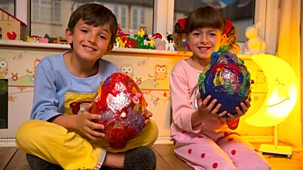 Topsy And Tim - Series 1 - Dinosaur Egg