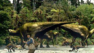 Andy's Dinosaur Adventures - Muttaburrasaurus And Berries