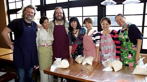 The Hairy Bikers' Asian Adventure - Japan - Tokyo