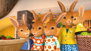 Peter Rabbit - The Tale Of The Surprising Sisters