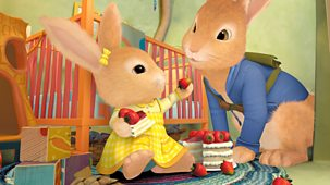 Peter Rabbit - The Tale Of Cotton-tail's Cake