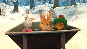 Peter Rabbit - The Tale Of The Stolen Firewood
