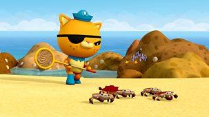 Octonauts - Series 3 - Red Rock Crabs