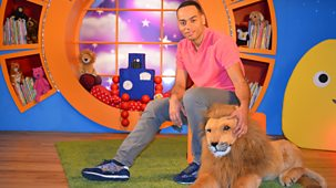 Cbeebies Bedtime Stories - Just Like My Dad