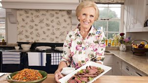 Mary Berry Cooks - Summer Lunch