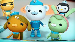 Octonauts - Series 1 - The Electric Torpedo Rays