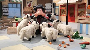 Postman Pat: Special Delivery Service - Series 2 - Postman Pat And The Cheeky Sheep