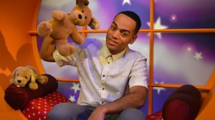 Cbeebies Bedtime Stories - My Big Shouting Day