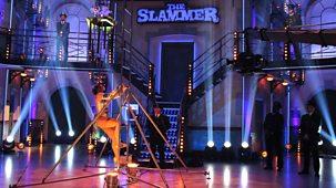 The Slammer - The Slammer Returns - Master Of Disguise