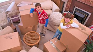 Topsy And Tim - Series 2 - New House