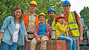 Topsy And Tim - Series 2 - Busy Builders