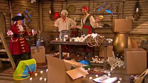 Swashbuckle - Series 2 - The Scarlet Squid Clear Out