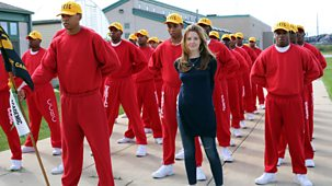 Stacey Dooley In The Usa - Series 2 - Kids In The Crossfire