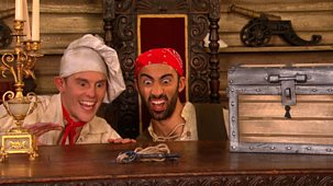 Swashbuckle - Series 2 - Choccy Lock
