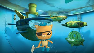 Octonauts - Series 1 - The Hungry Pilot Fish