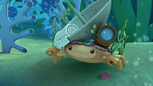 Octonauts - Series 1 - The Decorator Crab