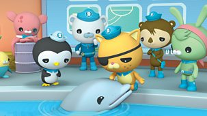 Octonauts - Series 1 - The Baby Dolphin
