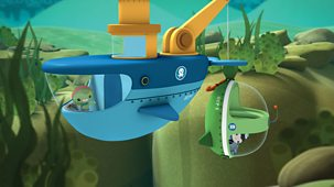 Octonauts - Series 1 - The Scary Spookfish
