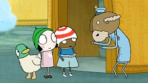 Sarah & Duck - Series 2 - Cloud Tower